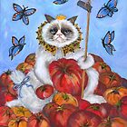 Queen of Pomodoro by Liz Thoresen