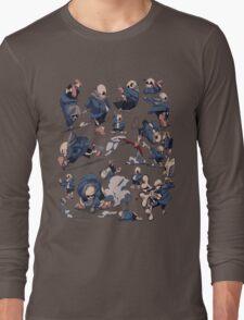 Sans - Undertale Long Sleeve T-Shirt