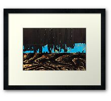 The City by Night Framed Print