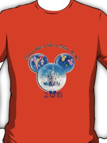 Guess where we are going Today 2015 T-Shirt