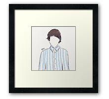 Mick Jagger Framed Print