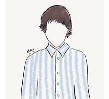 Mick Jagger Photographic Print