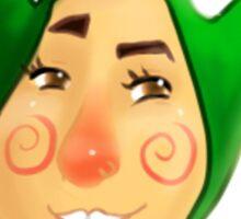 Fairy Fierce Sticker