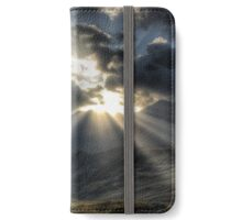 Cloudy Sunshine iPhone Wallet/Case/Skin