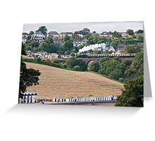 Broadsands Viaduct Greeting Card