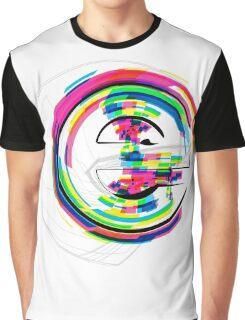 font illustration e Graphic T-Shirt