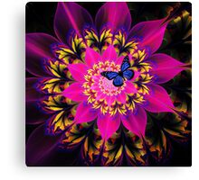 Melody of Time Canvas Print