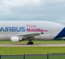 Airbus Beluga Supertransporter Sticker