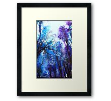 Ray of Hope Framed Print
