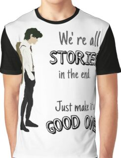 Doctor- Stories Graphic T-Shirt