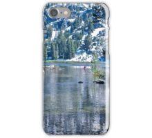 Woods Lake iPhone Case/Skin