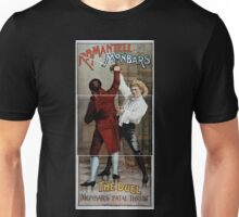 Performing Arts Posters RB Mantell in the great act play Monbars 0988 Unisex T-Shirt