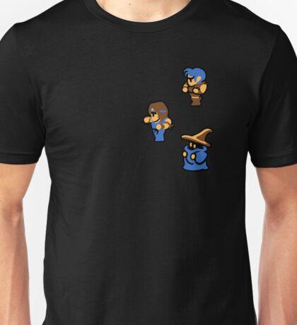 Final Fantasy Charachters Set2 Unisex T-Shirt