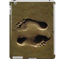 yin yang travel iPad Case/Skin