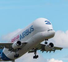 Airbus Beluga Supertransporter Sticker