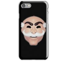 Anonymous Mask iPhone Case/Skin