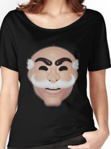 Anonymous Mask Women's Relaxed Fit T-Shirt