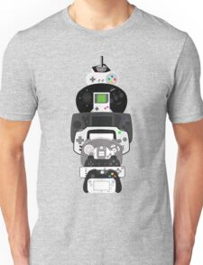 video games controllers Unisex T-Shirt