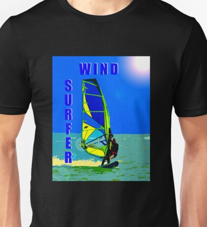 Wind Surfer Unisex T-Shirt