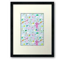 Schweine  Framed Print