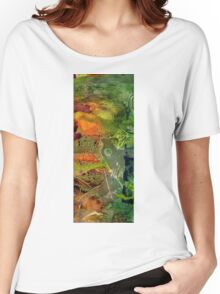 Summer Triptych III Women's Relaxed Fit T-Shirt