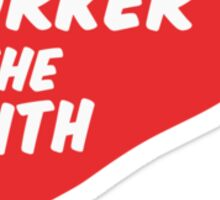 Liver - worker of the month Sticker