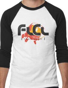 Fooly Cooly Men's Baseball ¾ T-Shirt