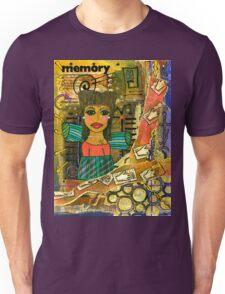 The Angel of Fond Memories Unisex T-Shirt
