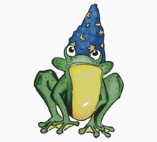 Wizard Frog  One Piece - Short Sleeve