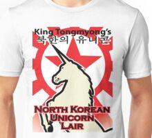 North Korean Unicorn Lair Unisex T-Shirt
