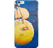 Sailing the Moon iPhone Case/Skin