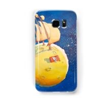 Sailing the Moon Samsung Galaxy Case/Skin