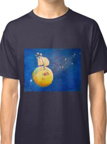 Sailing the Moon Classic T-Shirt