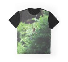 The Spider on the Interweb Graphic T-Shirt