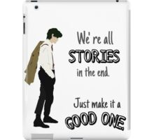 Doctor- Stories iPad Case/Skin