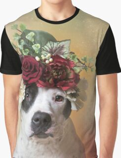 Flower Power, Atticus Graphic T-Shirt