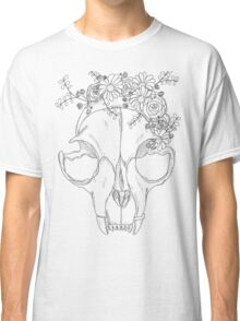 Rest in Pieces - Black and White Classic T-Shirt
