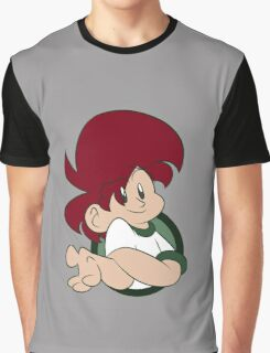 Phineas Graphic T-Shirt