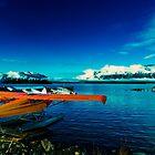 Atlin Harbour by Yukondick