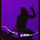 Hawkeye [minimalist poster] by finnickodair