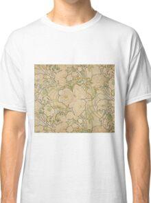 Alphonse Mucha - Eugene Samuel Grasset - Peonies1897  Classic T-Shirt