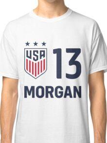 USWNT MORGAN Classic T-Shirt