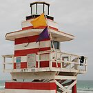 lifeguard tower by mellychan