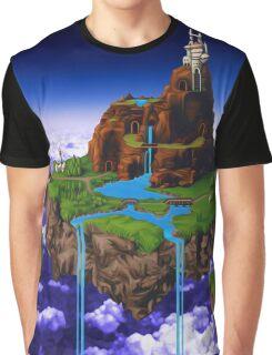 Kingdom of Zeal - Chrono Trigger Graphic T-Shirt