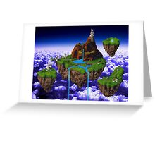 Kingdom of Zeal - Chrono Trigger Greeting Card