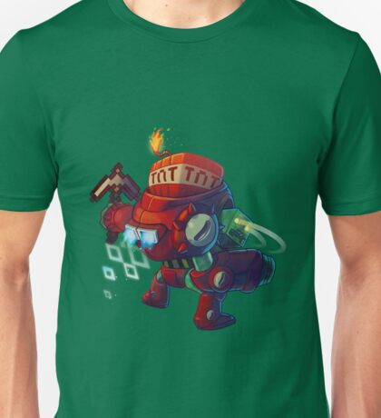 Creeper Clunk - Awesomenauts Unisex T-Shirt