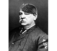 Super Grover Cleveland Photographic Print