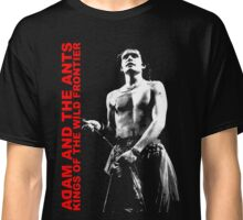 ADAM AND THE ANTS Kings Of The Wild Frontier Classic T-Shirt