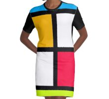 Graphic pattern Graphic T-Shirt Dress