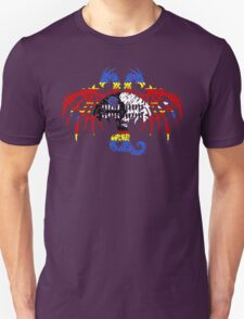 SWAZILAND 2 HEADED DRAGON FLAG Unisex T-Shirt